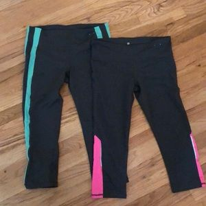 Gap fit Capri leggings size M